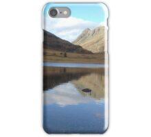 Blea Tarn, Lake District, UK iPhone Case/Skin