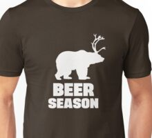Beer Season - Bear + Deer = Beer Unisex T-Shirt