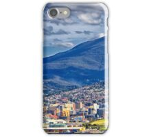 Mount Wellington iPhone Case/Skin
