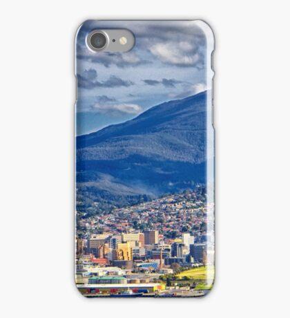 Mount Wellington iPhone Case/Skin