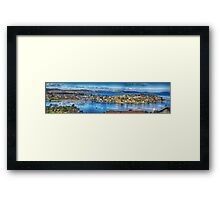 Kangaroo Bay Framed Print