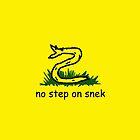 No Step on Snek by SpankASJW