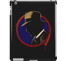 Indiana Jones - Profil iPad Case/Skin