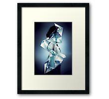 Crystarium Framed Print