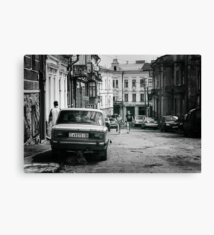 Distancing the Dream Canvas Print