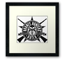 Bounty Hunters Guild Framed Print