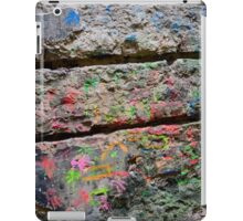 splash of colour iPad Case/Skin
