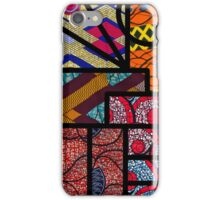African print iPhone Case/Skin