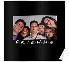 Friends - The One With The Birth Poster