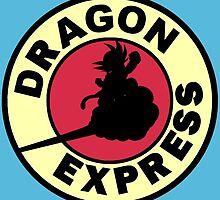Dragon Express by urzi90