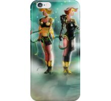 Neptune [Digital Fantasy Figure Illustration] iPhone Case/Skin