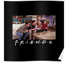 Friends - The One With The Embryos Poster