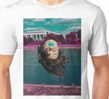 plastic head in the air Unisex T-Shirt
