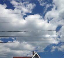 west chop sky by hankierat