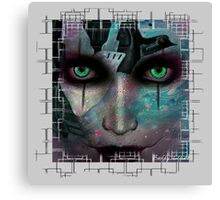 The Inner Workings Canvas Print