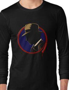 Indiana Jones - Profil Long Sleeve T-Shirt