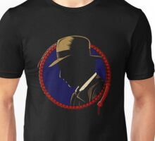 Indiana Jones - Profil Unisex T-Shirt