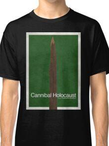 Cannibal Holocaust - Minimal Poster Classic T-Shirt