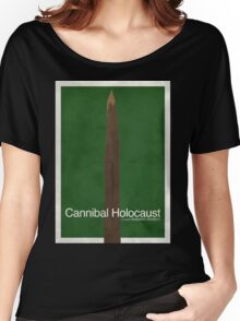 Cannibal Holocaust - Minimal Poster Women's Relaxed Fit T-Shirt