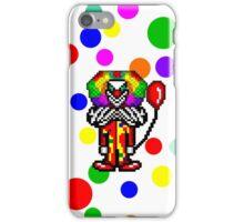 Pixel Clown Case #1 iPhone Case/Skin
