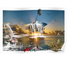 Fantasy World (view large!) Poster