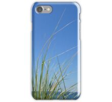 beach grass iPhone Case/Skin