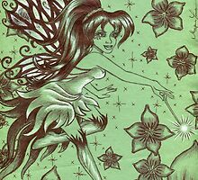 Green Fantasy Fairy by Kashmere1646