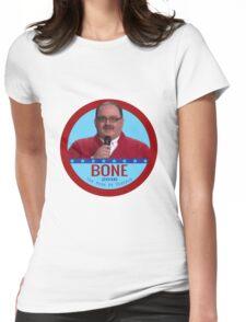 Ken Bone 2016 Womens Fitted T-Shirt