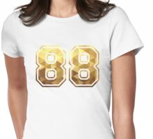 Angel number 88 Womens Fitted T-Shirt