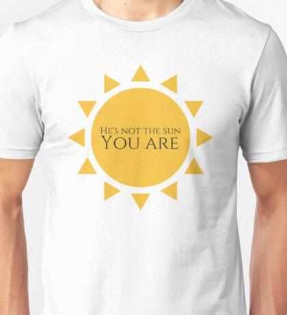 Greys Quote Unisex T-Shirt