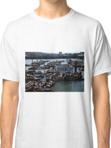 Pier 39 San Francisco Bay Classic T-Shirt