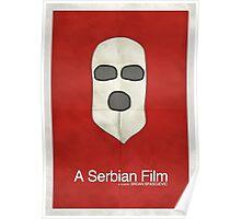 A Serbian Film - Minimalist Poster