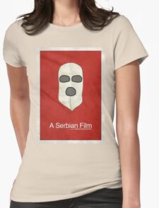A Serbian Film - Minimalist Womens Fitted T-Shirt