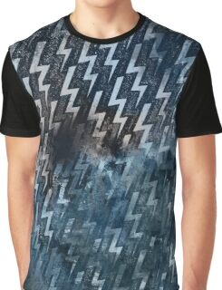 electric storm 4 Graphic T-Shirt
