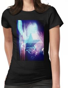 Sway 9 Womens Fitted T-Shirt