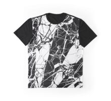 Rays Of Marble Graphic T-Shirt