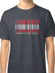 Eurovision 2015 [barcode] Classic T-Shirt