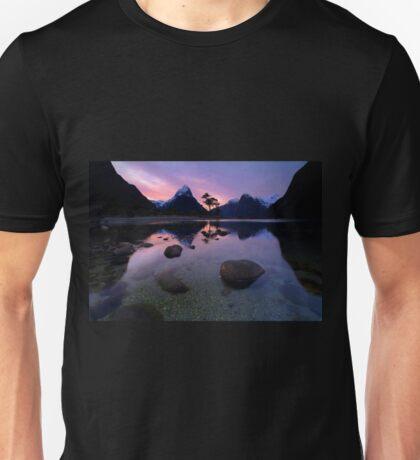Milford Sound, Fiordland National Park Unisex T-Shirt