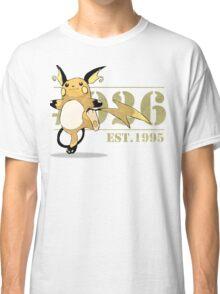 #026 Raichu Classic T-Shirt