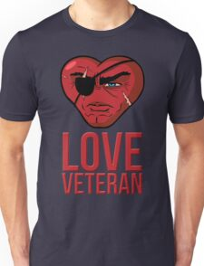 Love Veteran Unisex T-Shirt