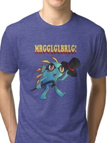 Murloc Tri-blend T-Shirt