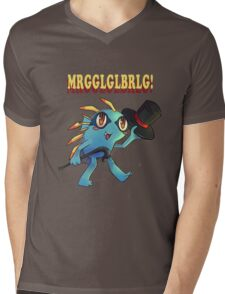 Murloc Mens V-Neck T-Shirt