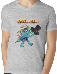 Murloc Mens V-Neck T-Shirt