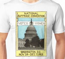 1913 Votes For Women Unisex T-Shirt
