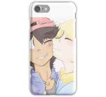 Diode Kisses are the Best Kisses iPhone Case/Skin