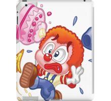 HeinyR- Clown Tripping Over iPad Case/Skin