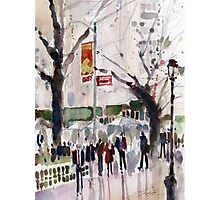 Madison Square Park, New York City Photographic Print