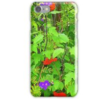 Berries And Blooms iPhone Case/Skin
