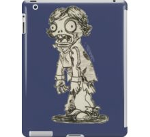 It's a Zombie Sherlock! iPad Case/Skin