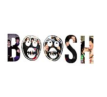 Boosh Brothers! Photographic Print